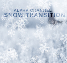 Snow transition Alpha Matte Christmas
