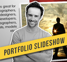 Portoflio Slideshow After Effects Template Bogz