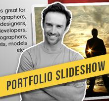 Portoflio Slideshow After Effects Template Bogz