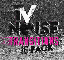 Tv Noise Transitions Pack Bogz Templates Thumb
