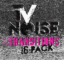 Tv Noise Transitions Pack Bogz Templates Thumb